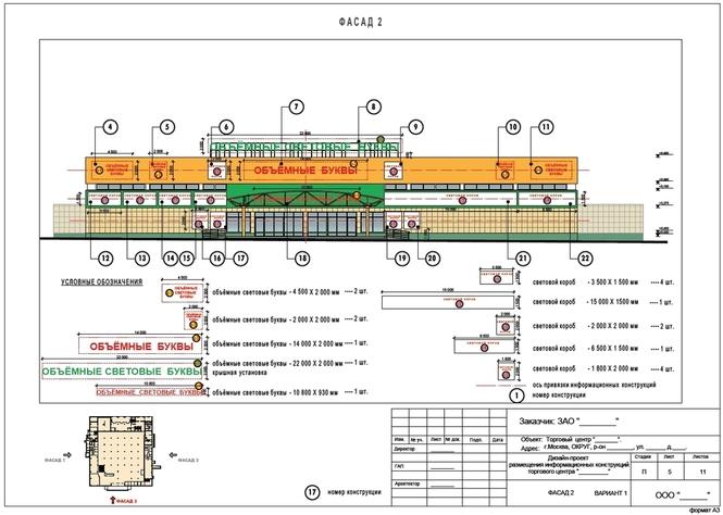 колористический паспорт москомархитектура образец - фото 6